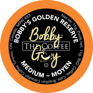 Load image into Gallery viewer, Bobby's Golden Reserve K-Cup 24CT