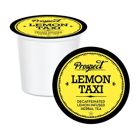Prospect Tea Lemon Taxi 24 CT