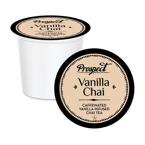 Load image into Gallery viewer, Prospect Tea Vanilla Chai 24 CT