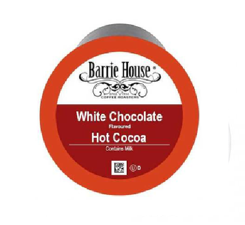 Barrie House White Chocolate Hot Cocoa 24 CT