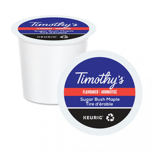 TIMOTHY'S K CUP Seasonal Sugar Bush 24 CT