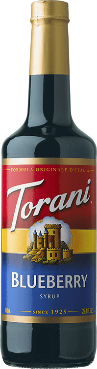 Load image into Gallery viewer, Torani Blueberry Syrup 750ml