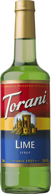 Load image into Gallery viewer, Torani Lime 750ml