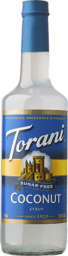 Load image into Gallery viewer, Torani Sugar Free Coconut Syrup
