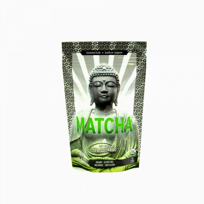 Load image into Gallery viewer, Tea Squared Ceremonial Grade Matcha (40g)