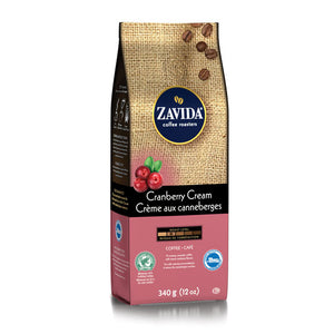 ZAVIDA WB Cranberry Cream 12oz