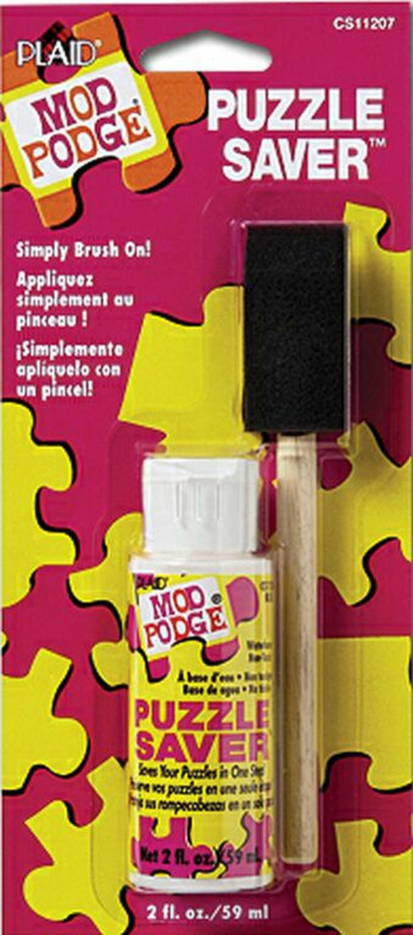 Mod Podge Puzzle Saver  2 oz.