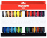 Set of acrylic paints in tubes Amsterdam Portrait, 24 colors x 20 ml