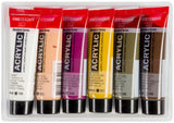 Set of acrylic paints in tubes Amsterdam Portrait, 6 colors x 20 ml