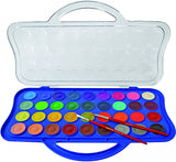 Watercolor paints Giotto - 36 colors