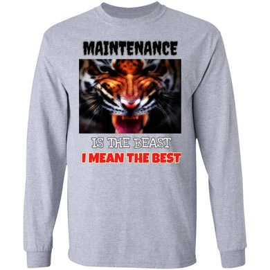 (Code RSA-230) Reliability and Maintenance G240 Gildan LS Ultra Cotton T-Shirt - 20