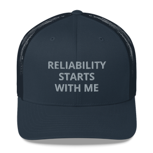 reliability cap, maintenance cap