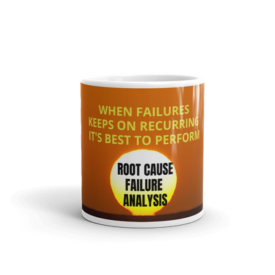 (Code RSA029) Reliability and Maintenance Coffee Mug
