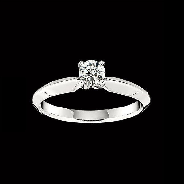 Solitaire Ring - High Tech