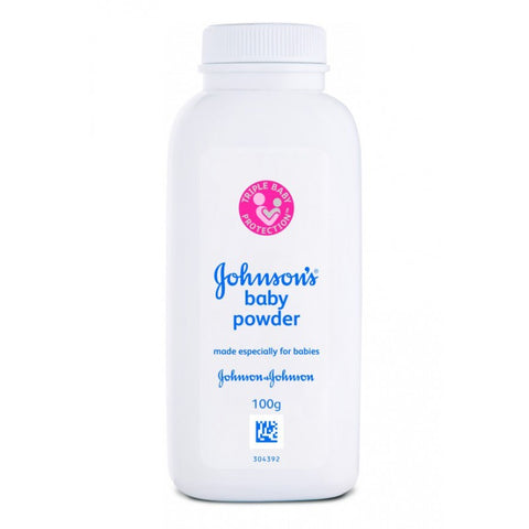 Johnson's Baby Powder, Various Sizes