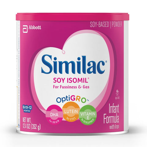 Similac Soy Isomil Infant Formula