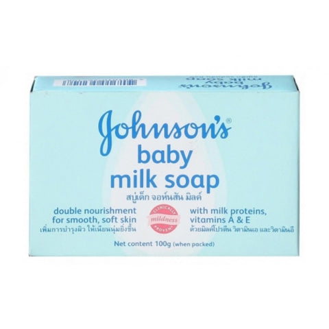 Johnson's Baby Soap, Milk, 3.5oz.