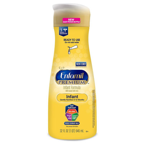 Enfamil Premium Infant Formula Ready To Use