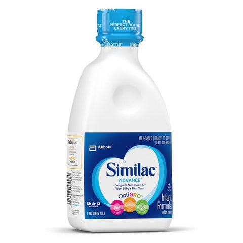 Similac Advance Infant Formula Ready To Use