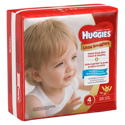 Huggies Baby Diapers Little Snugglers