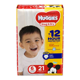 Huggies Baby Diapers Snug & Dry