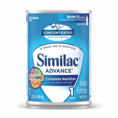 Similac Advance Infant Formula, Liquid