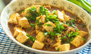 Easy Vegan Mapo Tofu