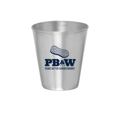 PB&W Stainless Steel Shot Glass