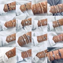 Load image into Gallery viewer, 30 Styles Bohemian Bracelet Set