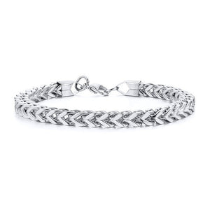 Link Chain Bracelets Male Jewelry