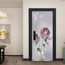 Load image into Gallery viewer, Removable Vinyl Door Sticker