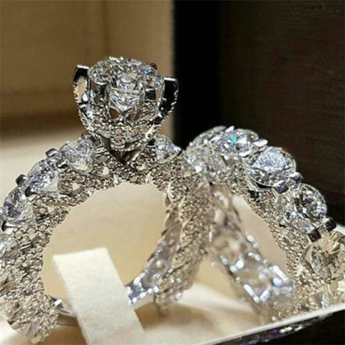 jewelry crystal ring