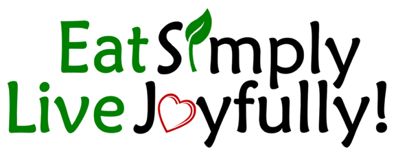 Eat Simply Live Joyfully Design