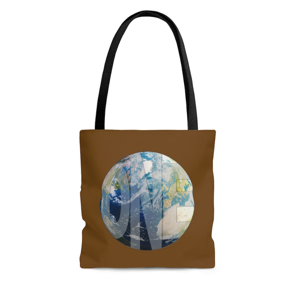 Earthling Collection Tote Bag - Brown