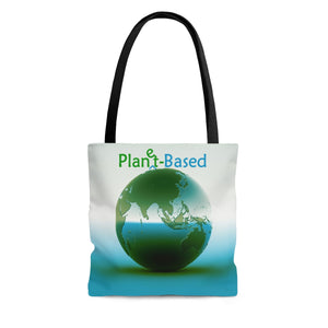 Planet-Based Tote Bag