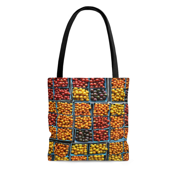 Cherry Tomato Tote Bag