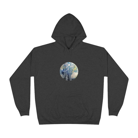 Earthling Collection Unisex EcoSmart® Pullover Hoodie Sweatshirt