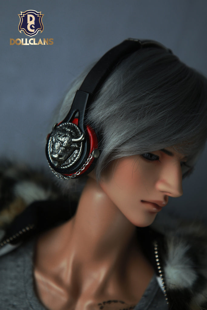 Alpha Redbill Headphone