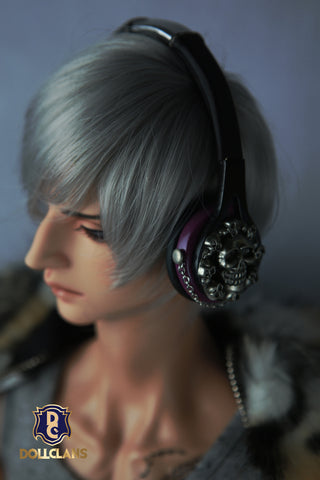 Alpha Death Wish Headphone