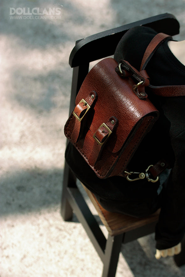 Leather Backpack Type B