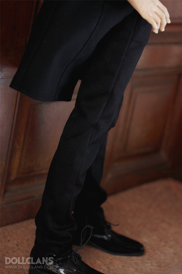 S - Gentleman Pants (Black)