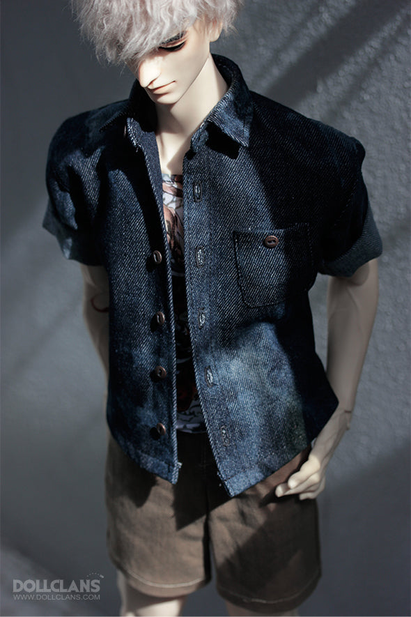 S - Denim Shirt