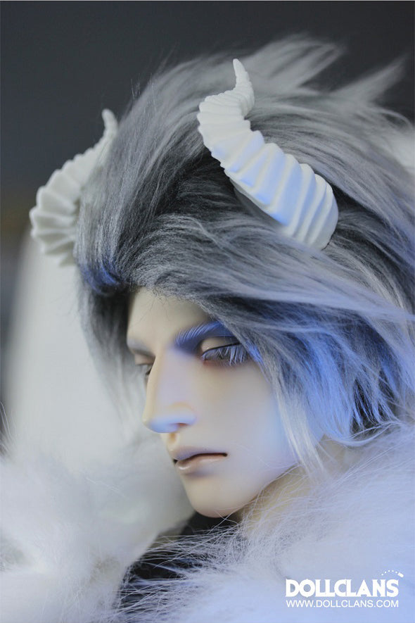 Demon Horns (White)