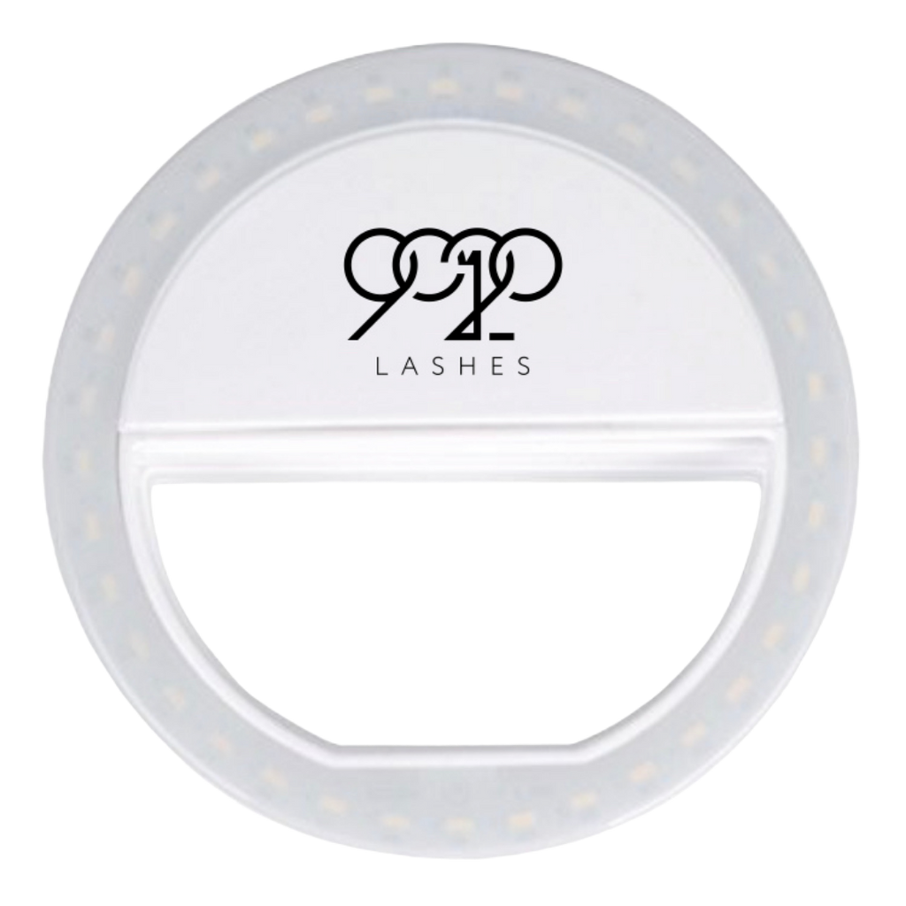 90210 Lashes Camera Selfie Light