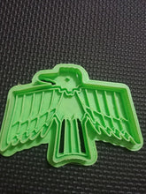 Load image into Gallery viewer, 3D Printed Cookie Cutter Inspired by the '68 Pontiac Firebird emblem