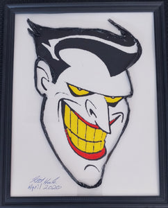 Handmade Joker from Batman VHS artwork