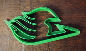 3d Printed Cookie Cutter Inspired by Fairy Tail Guild Crest