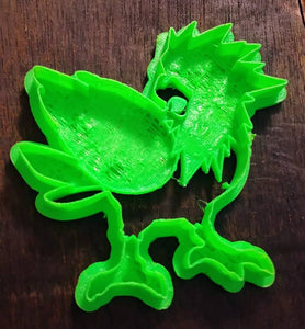 3D Printed Cookie Cutter Inspired by Pokemon Spearow