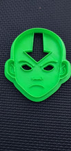Load image into Gallery viewer, 3D Printed Avatar the Last Air Bender Ang Inspired Cookie Cutter