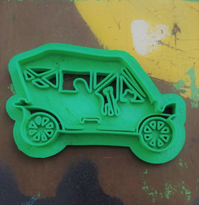 3D Printed Antique Model T Cookie Cutter